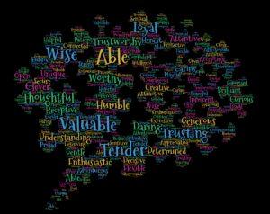 affirmations, appreciations, positivity