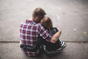 couple, friends, love