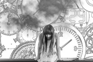 girl, time, time pressure