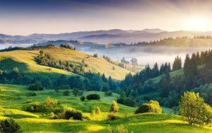 hills, india, nature